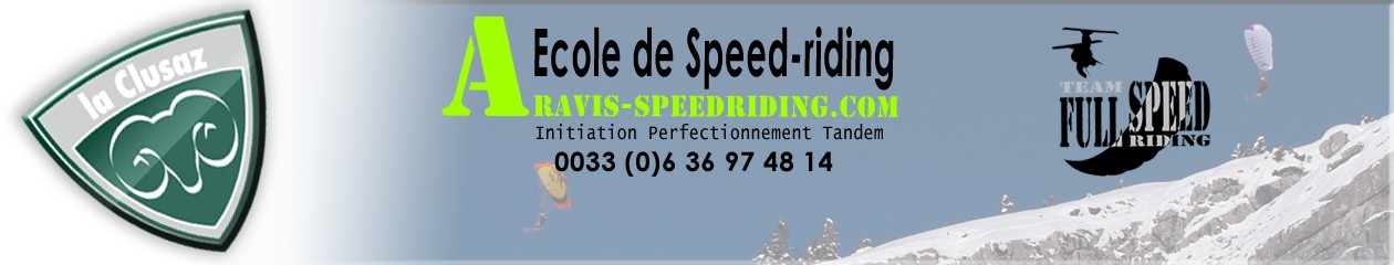 Aravis-speedriding.com